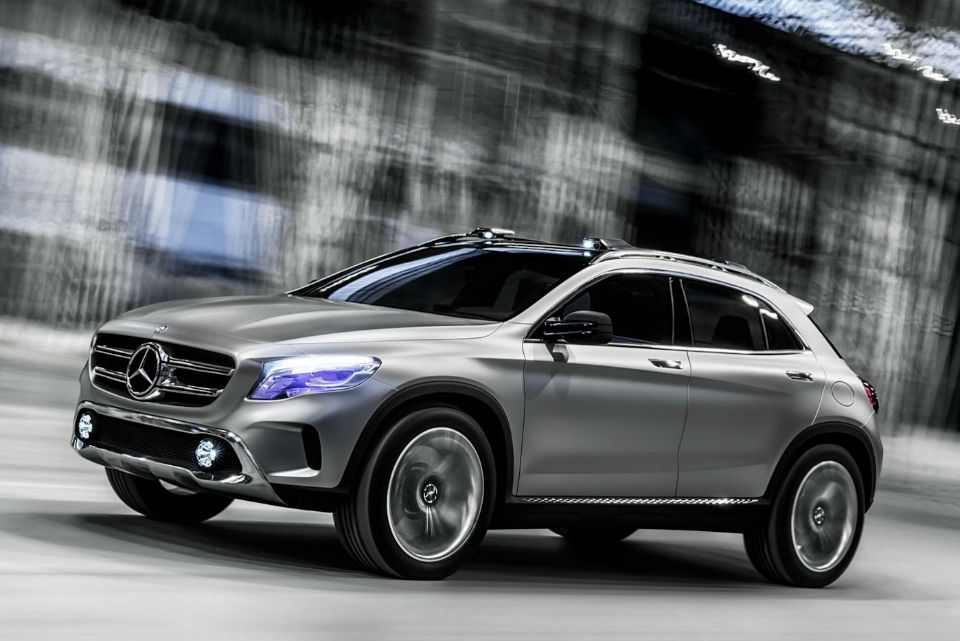 Nuevo glb mercedes benz suma un suv compacto motorbit for Mercedes benz in louisiana