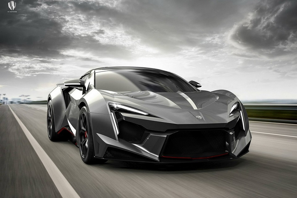autos veloces Fenyr SuperSport