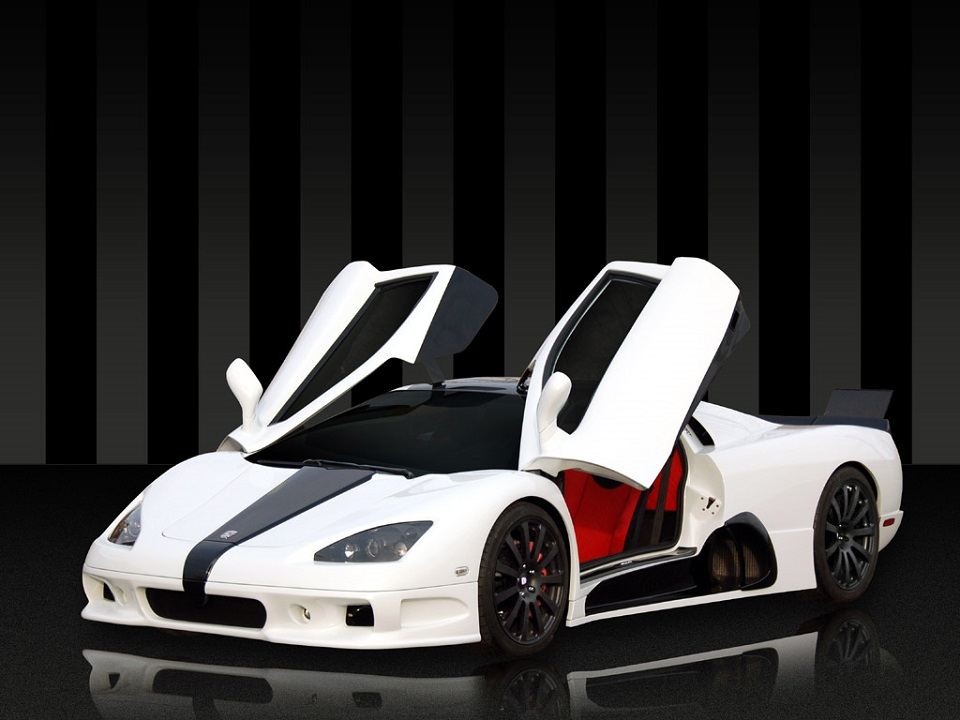 autos veloces SSC Ultimate Aero TT