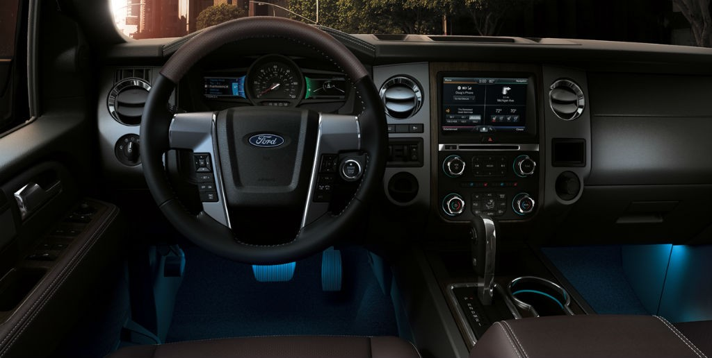 Ford Expedition Platinum 2017