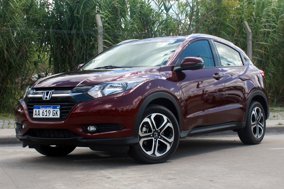 test honda hrv ex at 140cv motorbit