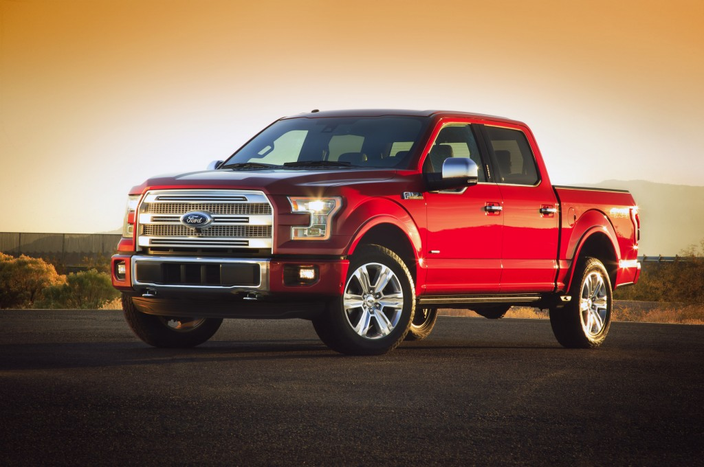 Autopartes con sabor a tequila Ford F-150