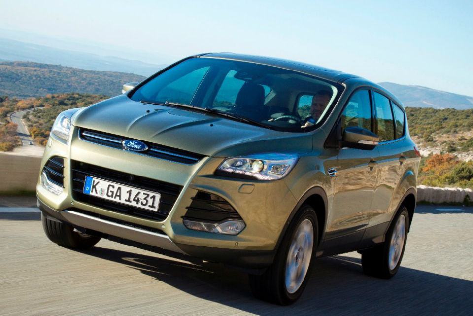ford presenta en argentina el kuga 2 0 ecoboost titanium. Black Bedroom Furniture Sets. Home Design Ideas