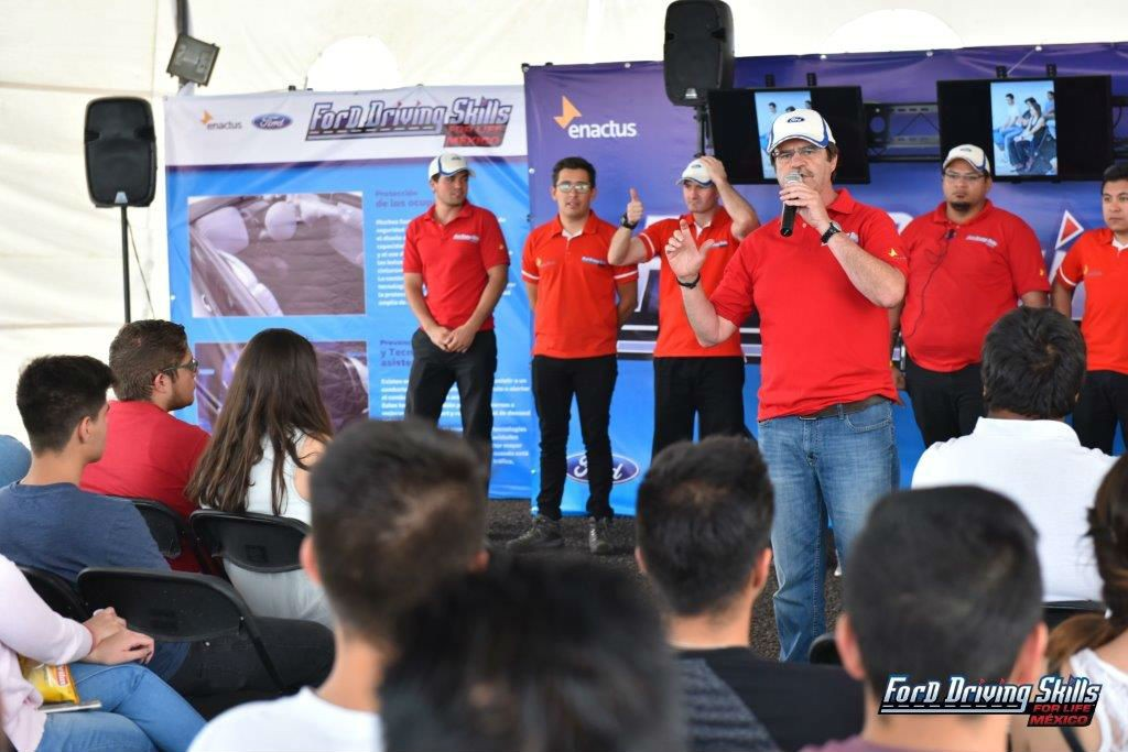 Ford Driving Skills For Life México