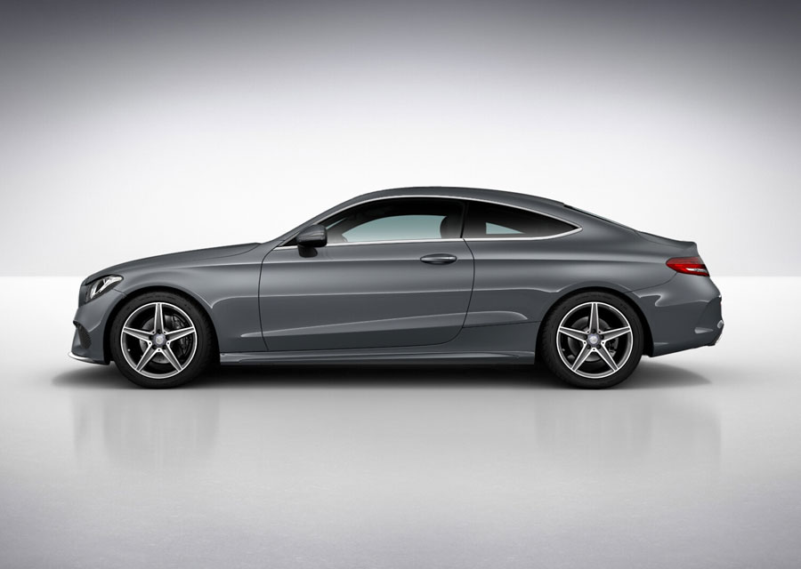 Nuevo Mercedes-Benz Clase C300 Coupe AMG-Line