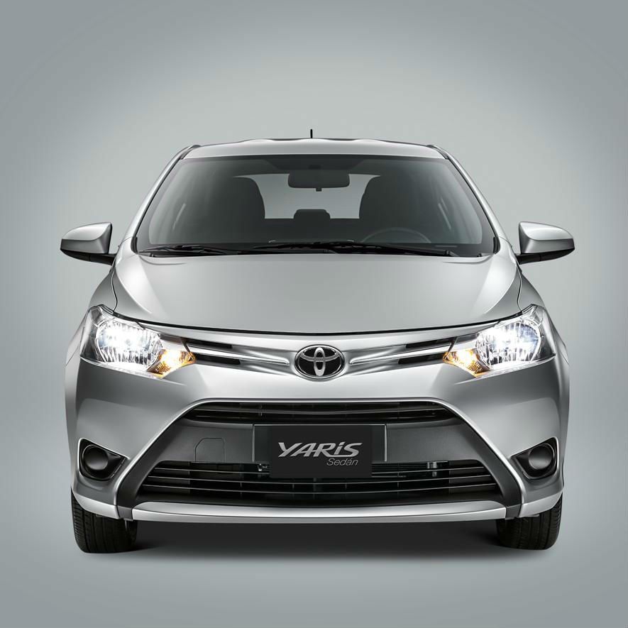 Toyota Yaris Sedan 2017