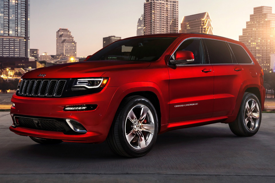 Jeep Grand Cherokee SRT, la nueva movilidad del Ellerstina Johor Polo Team Grand Cherokee SRT