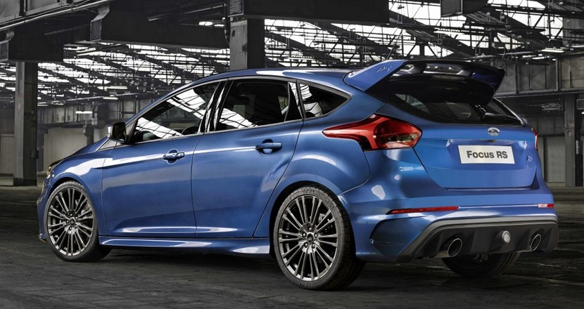 Ford Focus RS Hennessey
