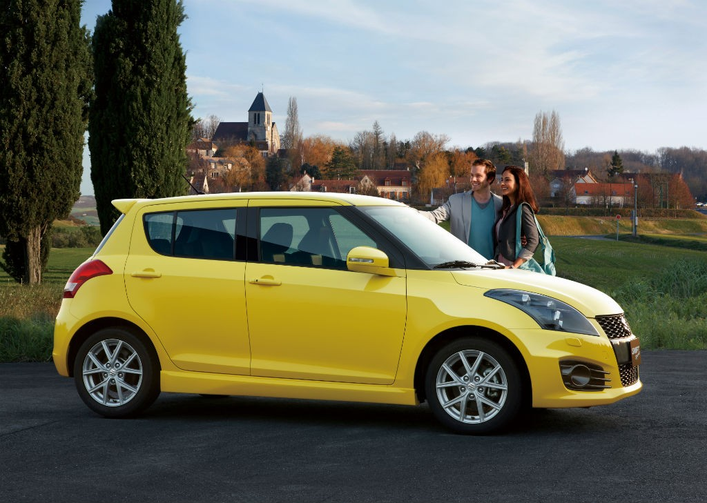 Suzuki Swift Hatchbacks