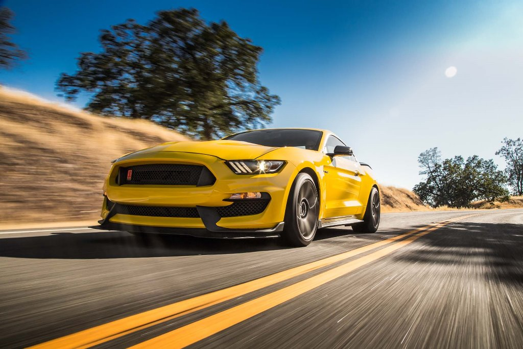 Baby Boomers - Ford Mustang Shelby GT350R
