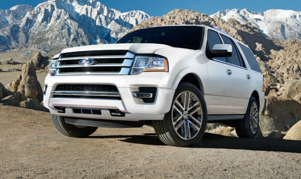 Vehículos - Ford Expedition