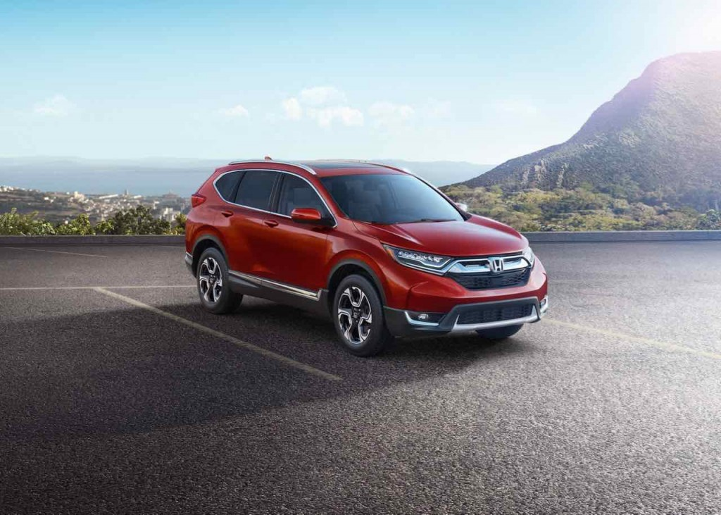 Honda CR-V 2017 todo terreno