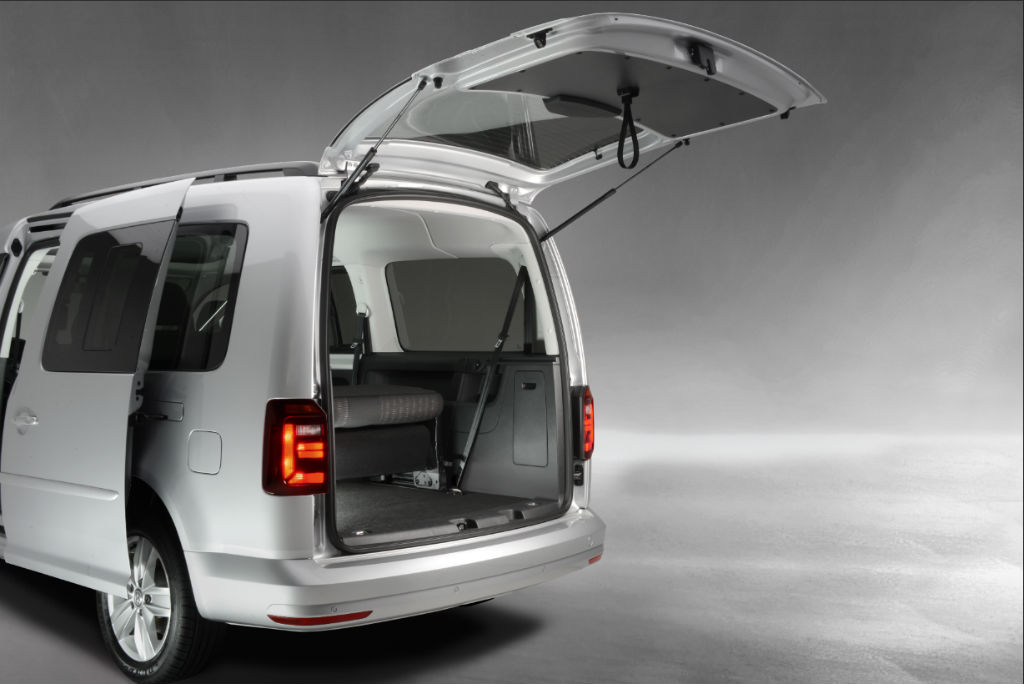 nuevo volkswagen caddy pasajeros 2017 ya est en m xico. Black Bedroom Furniture Sets. Home Design Ideas