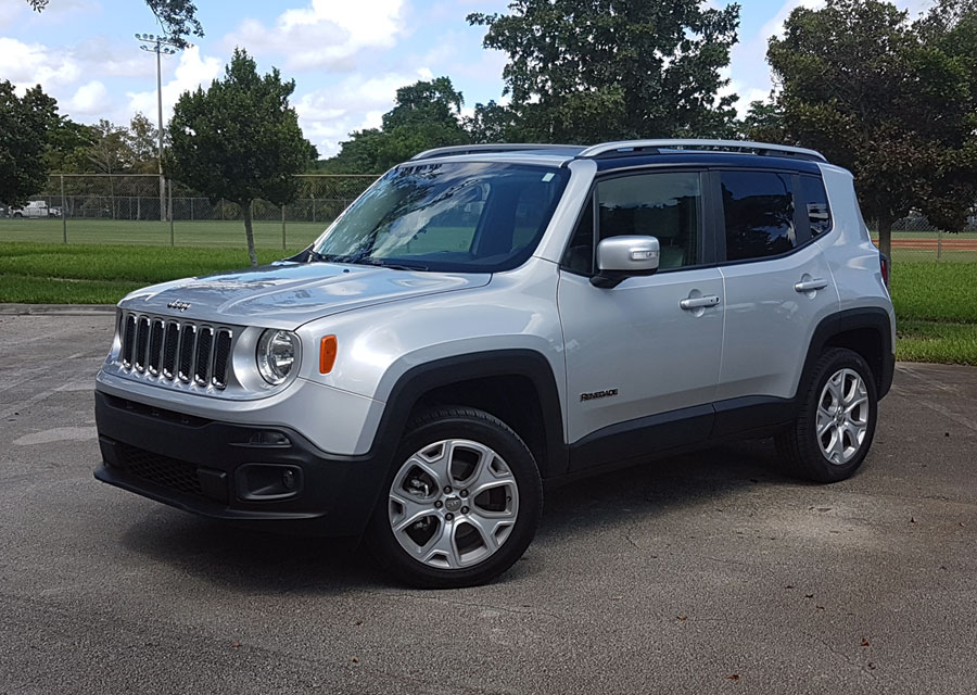 Jeep Renegade 2.4
