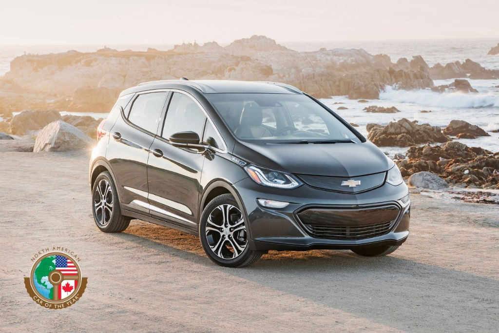 Chevrolet Bolt EV NAIAS 2017