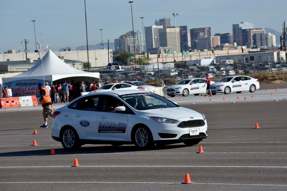 Driving Skills for Life 2017