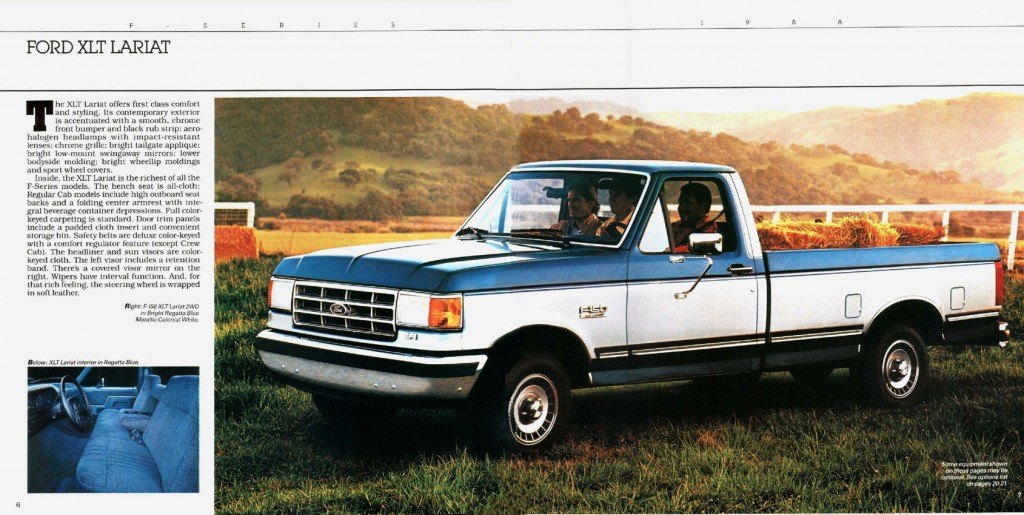 Ford F-Series 1988