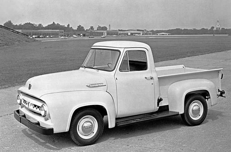 Ford F-Series 2generación