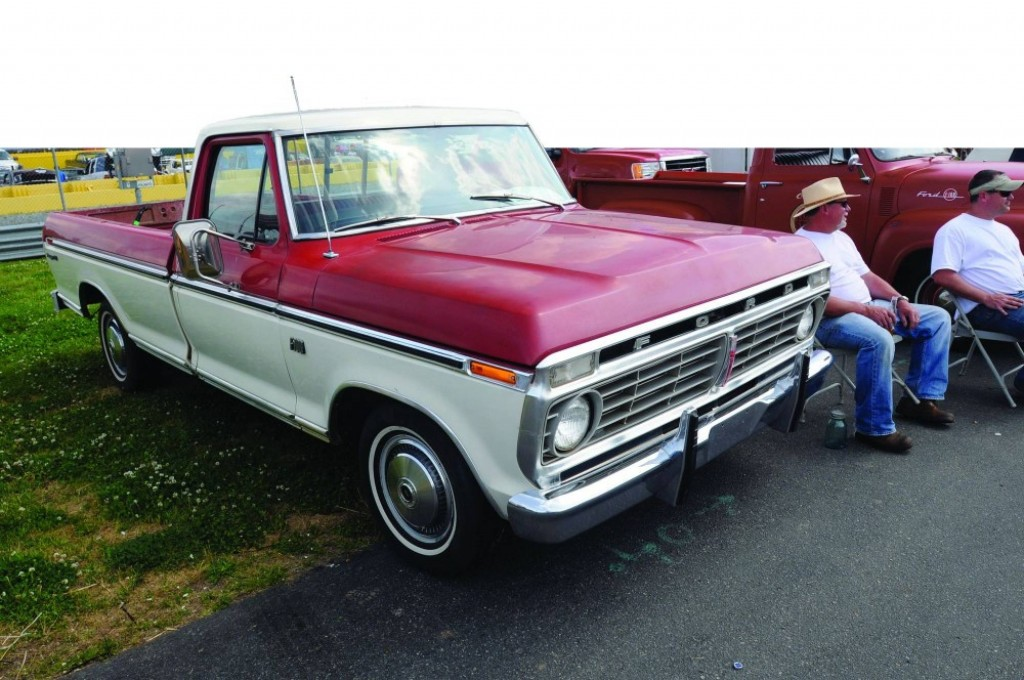 Ford F-Series 1973