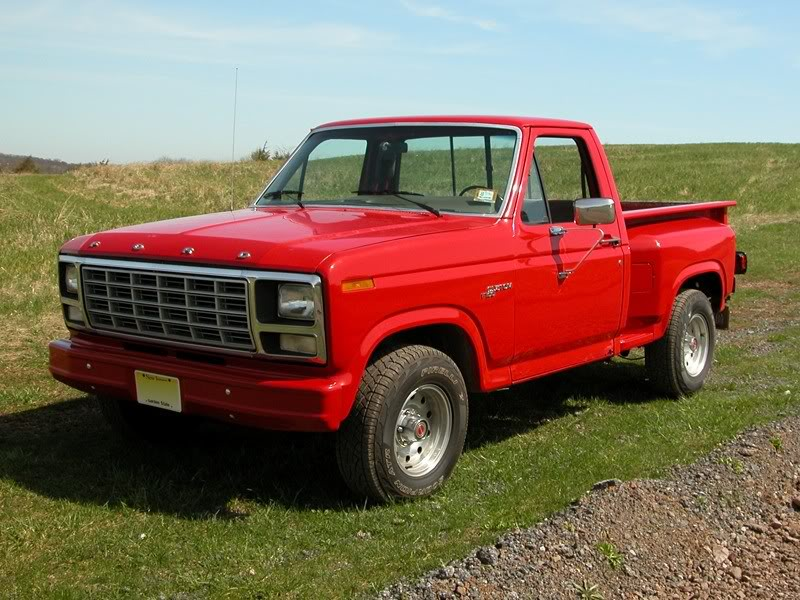 Ford F-Series 1980