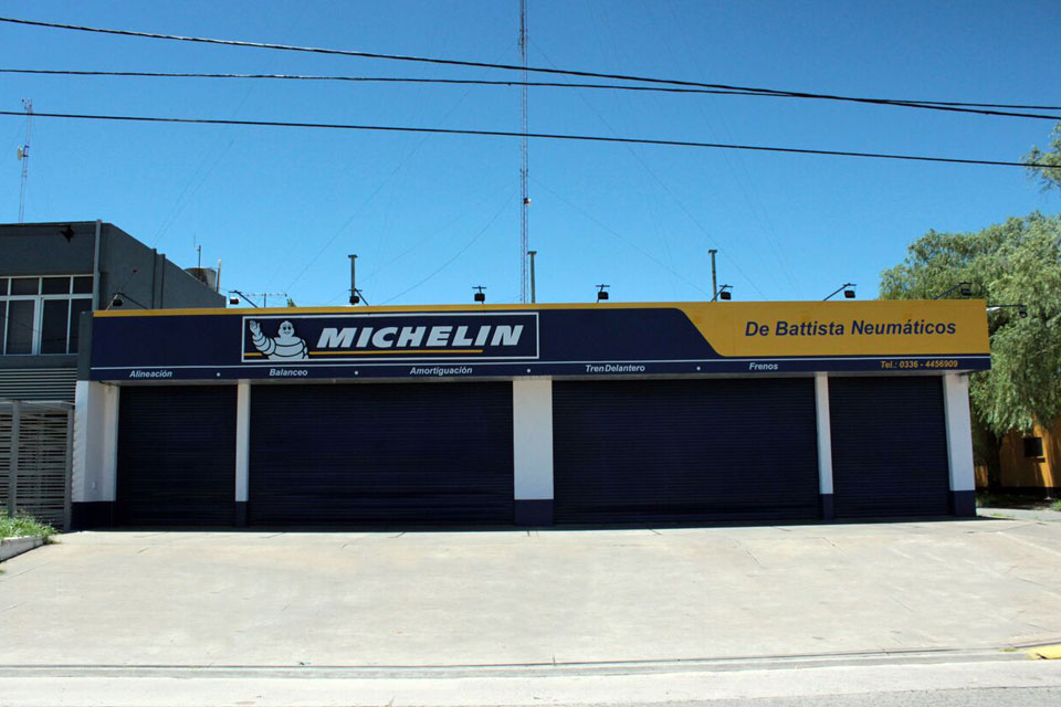 Inversion de Michelin