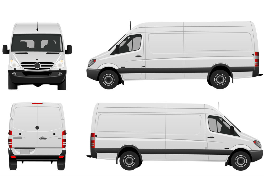 Vanes Mercedes-Benz Sprinter