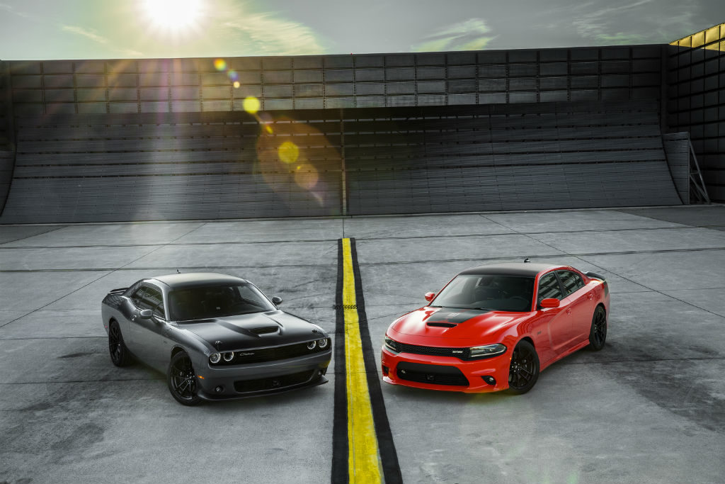 Dodge Charger Challenger